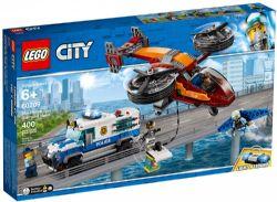 CITY -  SKY POLICE DIAMOND HEIST  (400 PIECES) 60209