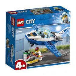 CITY -  SKY POLICE JET PATROL (53 PIECES) 60206