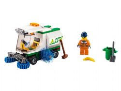 CITY -  STREET SWEEPER (89 PIECES) 60249