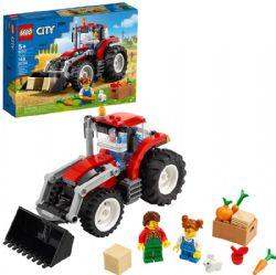 CITY -  TRACTOR (148 PIECES) 60287