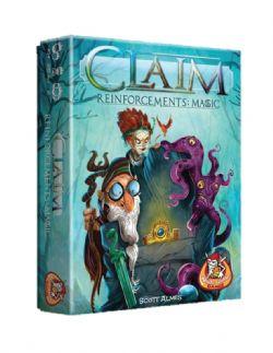 CLAIM -  REINFORCEMENTS MAGIC (ENGLISH)