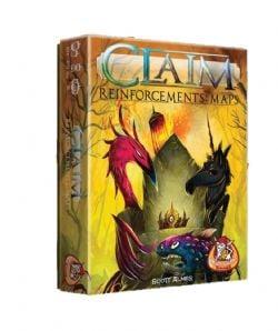 CLAIM -  REINFORCEMENTS MAPS (ENGLISH)