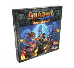 CLANK! IN! SPACE! -  APOCALYPSE! (FRENCH)
