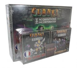 CLANK! LEGACY : ACQUISITIONS INCORPORATED -  AVANT-PREMIÈRE (FRENCH) **LIMIT 1 PER CUSTOMER**