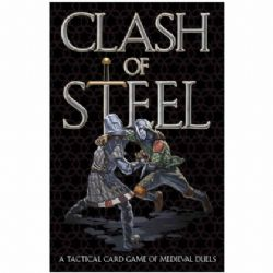 CLASH OF STEEL -  BASE GAME (ENGLISH)
