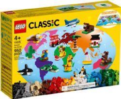 CLASSIC -  AROUND THE WORLD (950 PIECES) 11015
