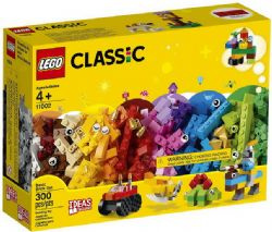 CLASSIC -  BASIC BRICK SET (300 PIECES) 11002
