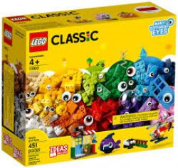 CLASSIC -  BRICKS AND EYES (451 PIECES) 11003