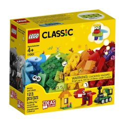 CLASSIC -  BRICKS AND IDEAS (123 PIECES) 11001