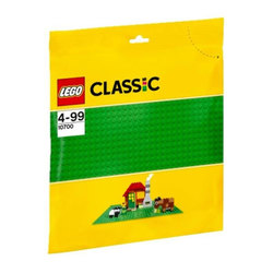 CLASSIC -  BUILDING PLATE (1) (32X32) - GREEN 10700