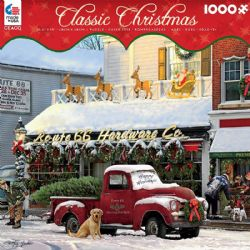 CLASSIC CHRISTMAS -  ROUTE 66 (1000 PIECES)