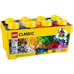 CLASSIC -  LEGO CREATIVE BUCKET (484 PIECES) 10696