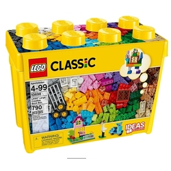 CLASSIC -  LEGO CREATIVE BUCKET (790 PIECES) 10698