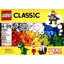 CLASSIC -  LEGO CREATIVE SUPPLEMENT (303 PIECES) 10693