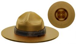 CLASSIC MOUNTIE HAT -  2021 CANADIAN COINS