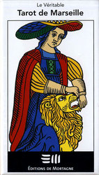 CLASSIC TAROT -  THE REAL MARSEILLE'S TAROT