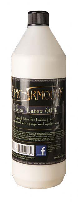 CLEAR LATEX LIQUID (1000ML)