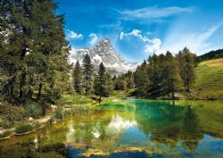 CLEMENTONI -  BLUE LAKE (1500 PIECES)