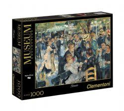 CLEMENTONI -  DANCE AT LE MOULIN DE LA GALETTE (1000 PIECES) -  RENOIR