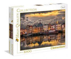 CLEMENTONI -  DUTCH DREAMWORLD (1000 PIECES)