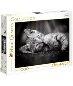 CLEMENTONI -  KITTY (1000 PIECES)