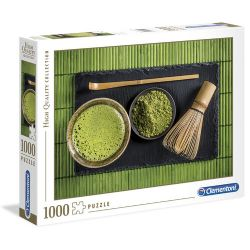 CLEMENTONI -  MATCHA TEA (1000 PIECES)