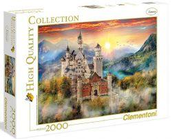 CLEMENTONI -  NEUSCHWANSTEIN (2000 PIECES)