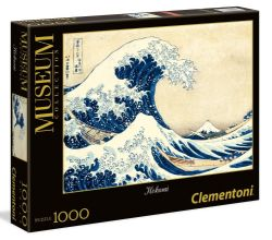 CLEMENTONI -  THE GREAT WAVE (1000 PIECES)