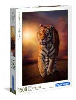 CLEMENTONI -  TIGER (1500 PIECES)