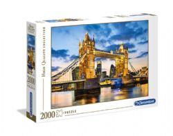 CLEMENTONI -  TOWER BRIDGE AT DUSK (2000 PIECES)