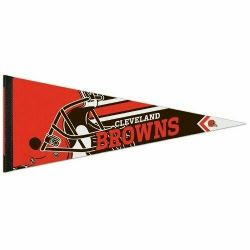CLEVELAND BROWNS -  PENNANT