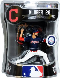 CLEVELAND INDIANS -  COREY KLUBER #28 (6