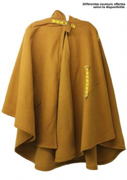 CLOAKS -  CAPE IMPERMÉABLE PONCHO (ADULT - ONE SIZE)