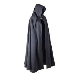 CLOAKS -  GORA CAPE - BLACK