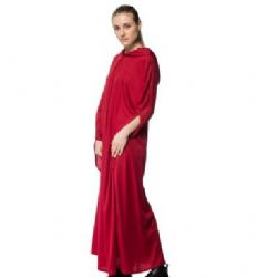 CLOAKS -  HANDY WOMAN CAPE - RED