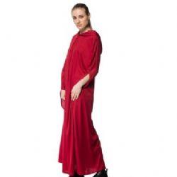 CLOAKS -  HANDY WOMAN CAPE - RED