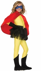 CLOAKS -  SUPER HERO CAPE CHILD - RED