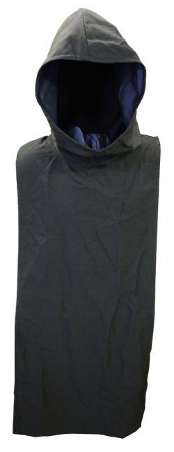 CLOAKS -  TABAR WITH WATERPROOF CAPIN - BLUE (KID)