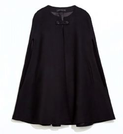 CLOAKS -  WATERPROOF POLYESTER LINED TOGA (ADULT - ONE SIZE)