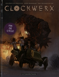 CLOCKWERX -  COFFRET (TOME 01-02)