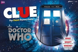 CLUE -  CLUE - DOCTOR WHO