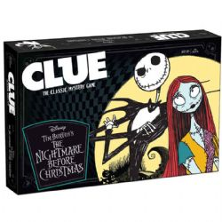 CLUE -  CLUE - THE NIGHTMARE BEFORE CHRISTMAS