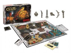 CLUE -  DUNGEONS AND DRAGONS