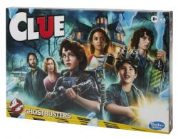 CLUE -  GHOSTBUSTERS (BILINGUAL)