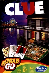 CLUE -  GRAB AND GO (BILINGUAL)
