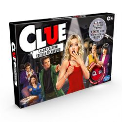 CLUE -  LIARS EDITION (BILINGUAL)