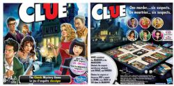 CLUE -  REFRESH (BILINGUAL)
