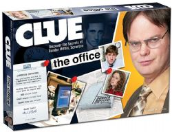 CLUE -  THE OFFICE (ENGLISH)
