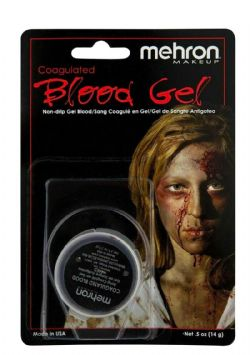 COAGULATED BLOOD GEL -  NON-DRIP GEL BLOOD 0.5 OZ/14 G