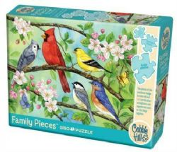 COBBLE HILL -  BLOOMIN' BIRDS (350 PIECES)